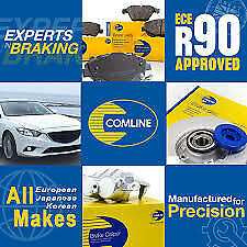 PEUGEOT 2008 1.6 HDI 2013-2018 FRONT VENTED COATED 266mm BRAKE DISCS AND  PADS