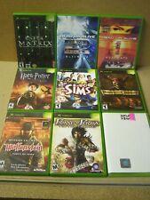 Original Xbox Games Lot Of 9 , Mixed Bundle