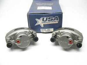 USA Industries FRP4600 Remanufactured Brake Caliper Set - Front