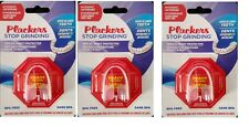 (3) Plackers Stop Grinding Dental Night Guard Protector Night Mouth Guard