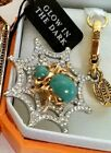 NEW IN BOX NWT Juicy Couture Charm Glow in Dark Spider YJRU6033 LIM ED ORIG Tags