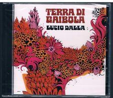 LUCIO DALLA LA TERRA DI GAIBOLA  CD SIGILLATO!!