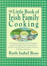 The Little Book of Irish Family Cooking-ExLibrary