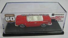 Matchbox German Special VW Volkswagen Karmann Leipzig Toy Show 2013 Crystal Case