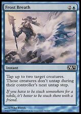 Frost Breath X4 EX/NM M12 MTG Magic Cards Blue Common