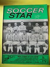 Soccer Star Magazine, 10.02.1962, Team picture of Brighton on front cover