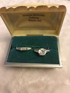 Women's Wedding Ring Set 1