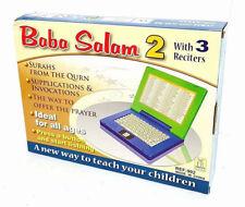 Baba Salam 2 Laptop (Kids Duas Surahs Alphabet) with Arabic Screen