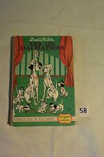 C58 Ancien BD Les 101 Dalmatiens de Dodie Smith 1962