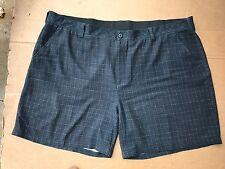 Men's Reebok Golf Polyester Spandex Shorts Size CUT OFF( measurement waist 55'')