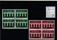 Europa Cept gestempeld block 1984 used - Malta 704-705 (235)