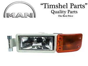 Nebelscheinwerfer für MAN TGA TGL TGM TGS L2000 Blinker LINKS Blinker