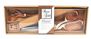 Klasse Premium Rose Gold Set