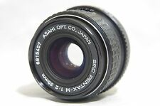 SMC Pentax-M 35mm F/2 MF Wide Angle Prime Lens SN6815457 *As-Is*