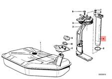 Genuine BMW E23 Saloon Metal Fuel Tank Sending Unit Assembly OEM 16121153009