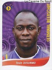 165 TOSIN DOSUNMU NIGERIA GERMINAL BEERSCHOT STICKER FOOTBALL 2009 PANINI