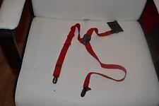 brettelle neuve catimini rouge avec chouchou 60 article rare