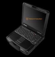BLACK COBRA Panasonic Toughbook CF-31 • GPS • 480GB SSD 16GB, Touchscreen, Win10