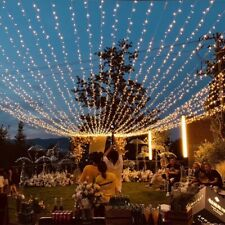 10M 100 Led String Fairy Light Chain connectable Waterproof Home Garden Party