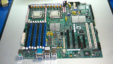 Intel D44771-804 Dual Socket 771 Server Motherboard W/2x Xeon SL9RR CPU #M194