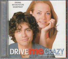 Drive Me Crazy Film Soundtrack CD NEW Britney Spears Less Than Jake FASTPOST