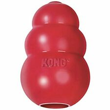 New listing Kong - Classic Dog Toy, Durable Natural Rubber- Fun to Chew, Large