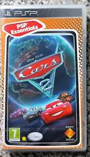DISNEY PIXAR CARS 2 PSP GAME brand new & SONY sealed PLAYSTATION ESSENTIALS