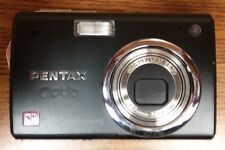 Pentax Optio A30 digital camera 10 mega pixel 3x zoom, UNTESTED