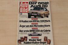2) Auto Bild 19/1991 - Chrysler LeBaron Cabrio mit - Saab 900 Cabrio mit 136PS b