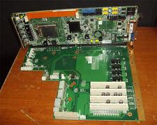 Advantech PCE-5126QG2 PICMG 1.3 LGA 1155 + PCE-5B10 backplane+Cooler