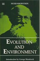 Evolution and the Environment, Paperback by Kropotkin, Petr Alekseevich, Bran...