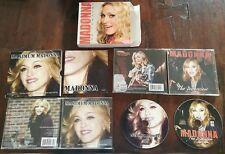 Madonna - The Lowdown Box (Maximum + Interview + Poster) 2x Cd Perfetti Mint