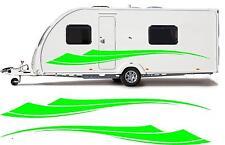 camping-car / Caravane vinyle graphiques Kit Stickers autocollant rayures #13XL