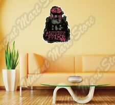 """Everything You Know Is Fake Brain Creative Wall Sticker Interior Decor 20""""X25"""""""