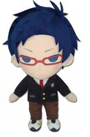Free! Iwatobi Swim Club Rei Ryugazaki PLUSH 8'' Toy Anime Licensed NWT NEW