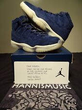 "RARE Nike Air Jordan 11 Retro ""DEREK JETER"" Promo Sample sz 10 xi YANKEES york"