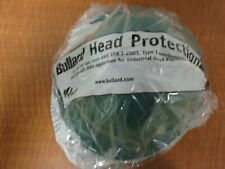 Bullard Hiviz Green Full Brim Hard Hat 6 Point Ratchet Suspension S 6 12 8
