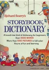 Richard Scarrys Storybook Dictionary