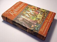 (c1949) The Swiss Family Robinson - Johann Wyss - Edited By W. H. G. Kingston