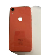 Apple iPhone XR - 128GB - Koralle (Ohne Simlock) A2105 (GSM)