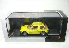 AMC RACER X YELLOW DE 1975 : IXO PREMIUM X  ~  NEUF