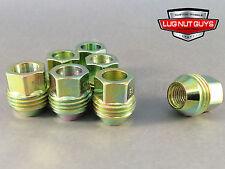 10 12X1.5 DUAL Thread GM FACTORY STYLE Lug Nut 19mm Hex Open External Threaded
