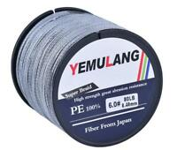 500M 100M Fishing Line Super Strong Dyneema Spectra 100% PE Extreme Sea Line
