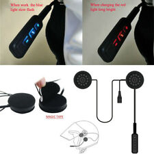 Wireless Bluetooth Headset Motorcycle Helmet Headphone Music Speaker Handsfree