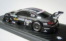 BMW ///M3 DTM 2012 schwarz  1:43 BMW Bank   #7 Bruno Spengler  Neu/OVP