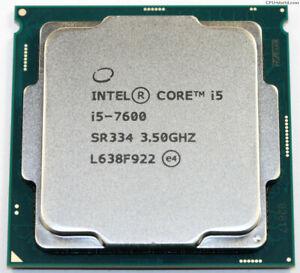 (30 PCS) Intel Core i5-7600 3.8GHz LGA1151 Quad-Core CPU Processor (SR334)