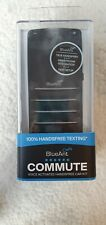 NEW In Box Blue Ant COMMUTE Voice Activated Hands Free Car Kit Handsfree Texting