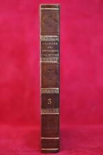 Histoire Des Républiques Italiennes Du Moyen Age. Tomes 3 à 6 - Edition de 1818