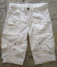 weiße Shorts Hose Jottum Gr. 128/134 wie NEU