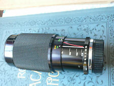 Vivitar 70-210mm Zoom Lens. Olympus mount
